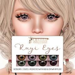 Ruyi Eyes @ Spoonful of Sugar