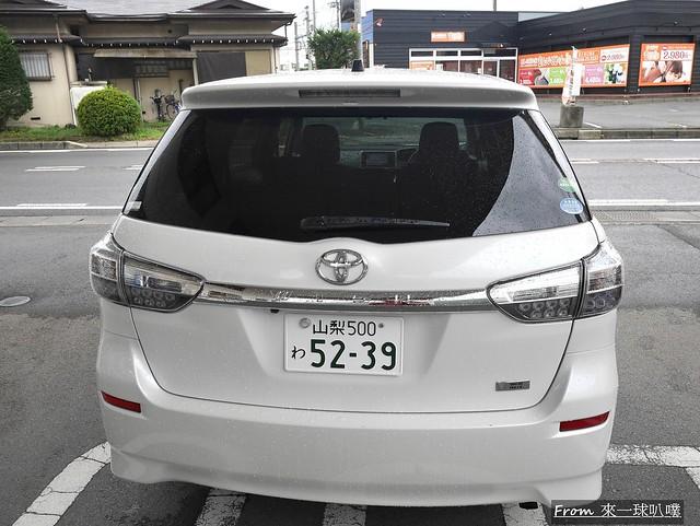 日本租車自駕13