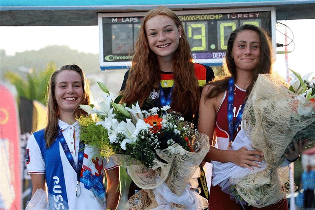 Triatlon Avrupa Kupası start aldı