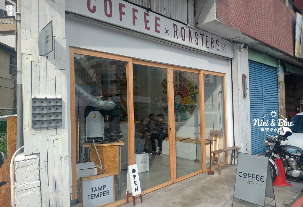 Tamp Temper Taichung Coffee15