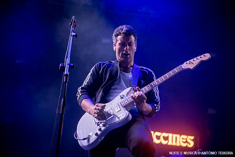 The Vaccines - Altice Arena 2018