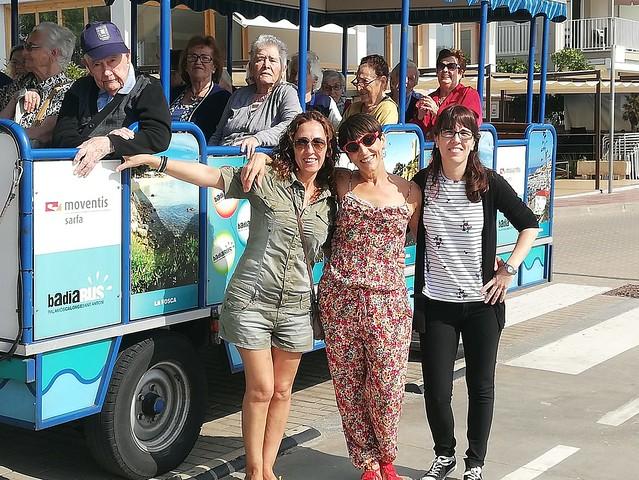 2018 - Sortida amb trenet turístic