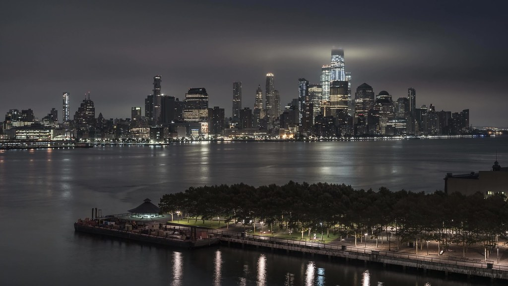 WTC Night to Day TL 090318 UHD with music