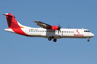 F-WWEU ATR72 110918 TLS
