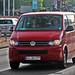 Volkswagen Multivan TDi - KO DU 177 - Koblenz City, Rhineland-Palatinate, Germany