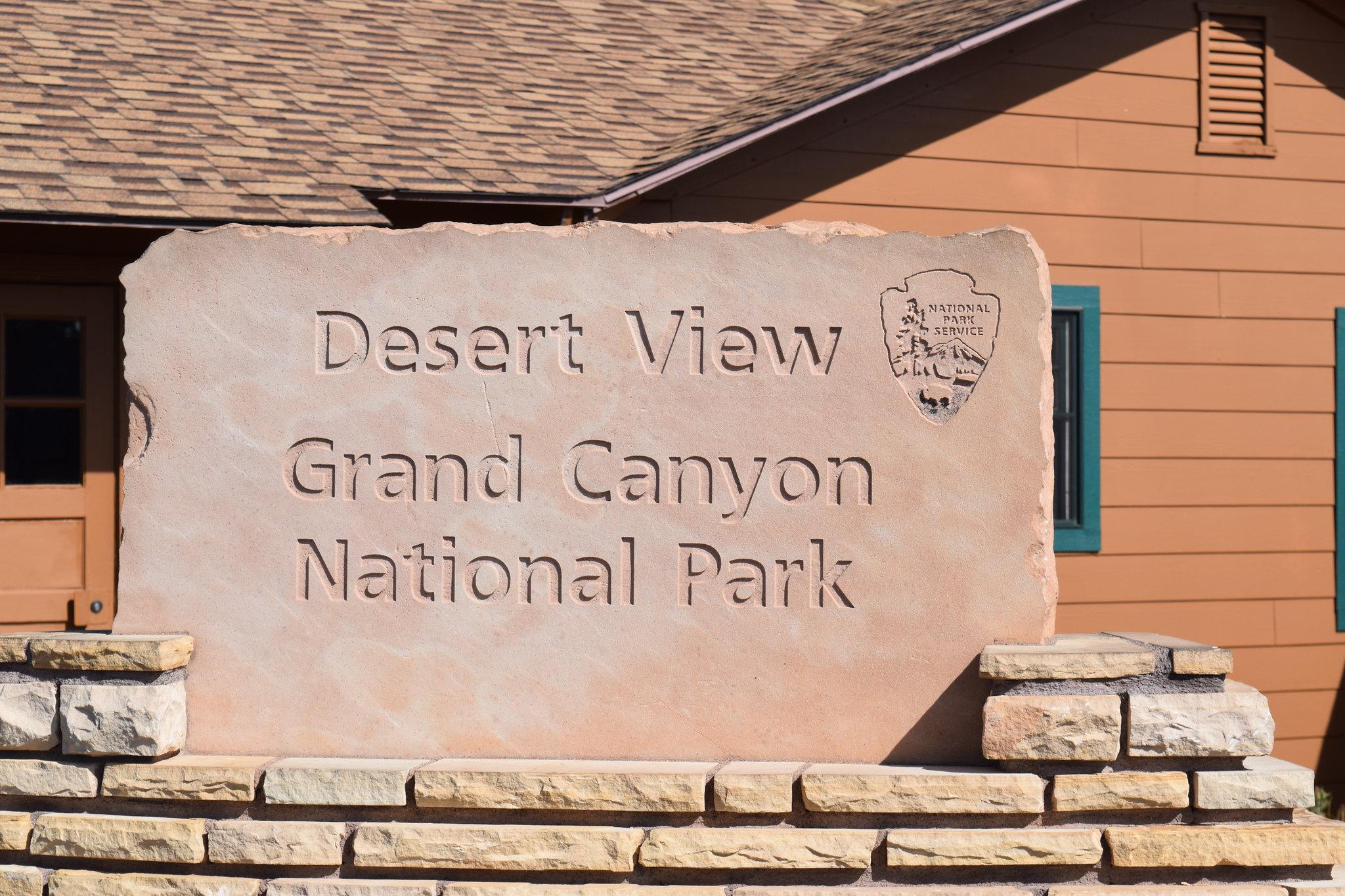 Desert View Grand Canyon National Park