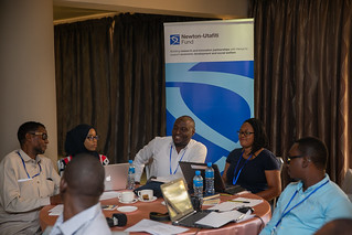 Capacity Strengthening Workshop for CVE Researchers