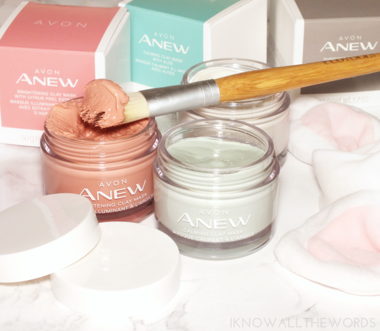 avon anew clay masks (1)
