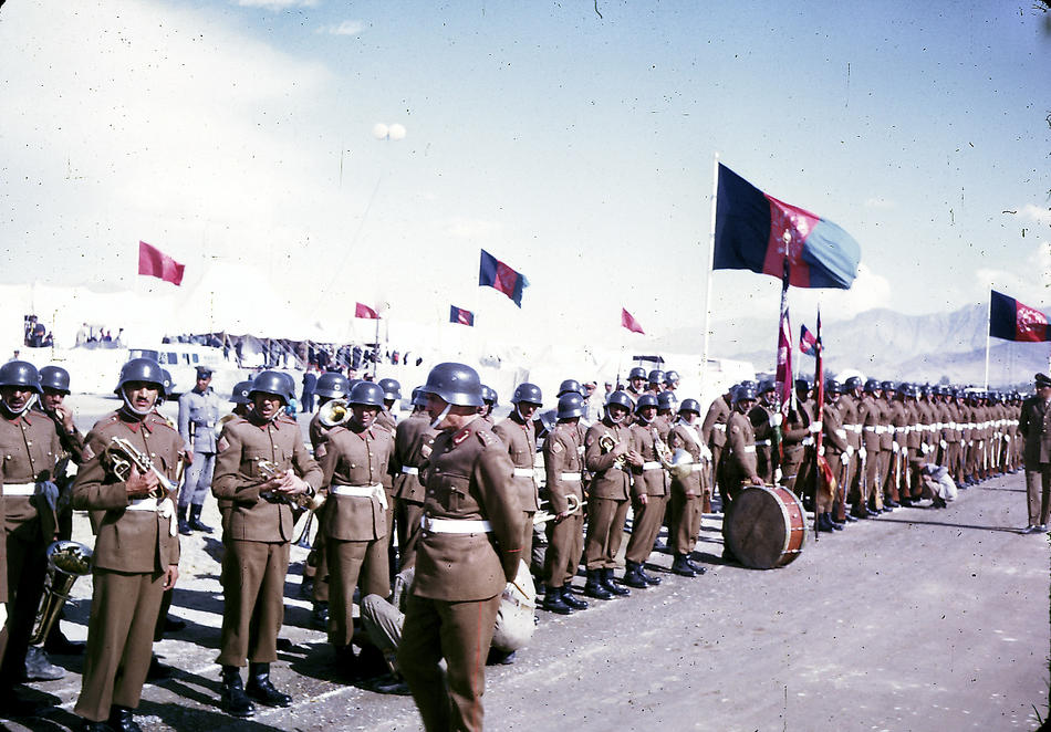 Color Photos of Afghanistan in The 1960s by Bill Podlich (18)