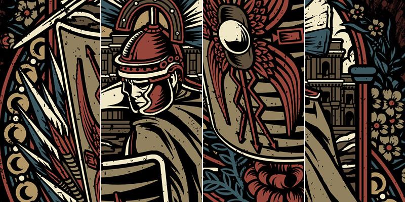 Details - Roman Soldier
