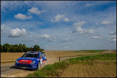 Rallye du Béthunois 2018 : Stéphane Lefebvre / Coralie De Carli - Photo of La Thieuloye