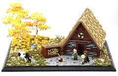 Widow's Cottage by Ayrlego