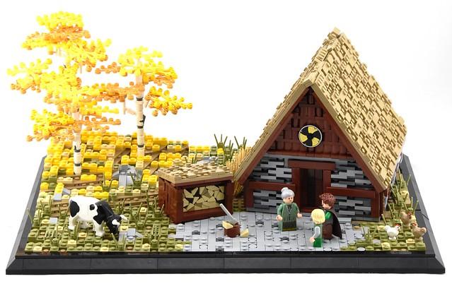 Widow's Cottage, Nikon D7200, AF-S DX VR Zoom-Nikkor 18-200mm f/3.5-5.6G IF-ED [II]