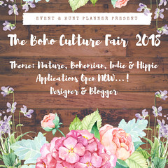 The Boho Culture Fair 2018 Designer Search