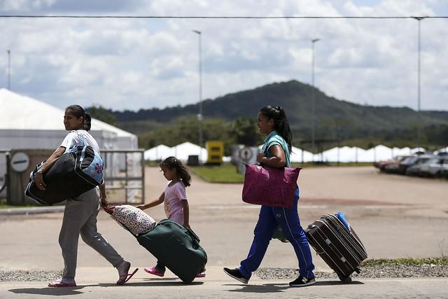 """""""É a política do muro, da indiferença e a necropolítica contra venezuelanos"""""""