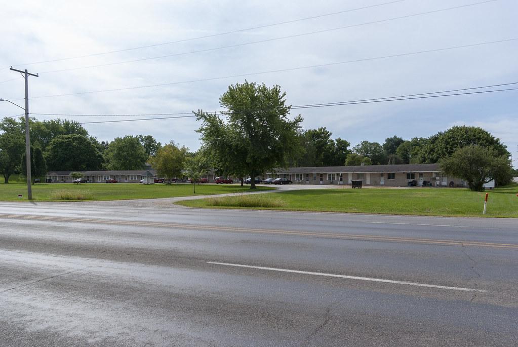 Unsigned former motel