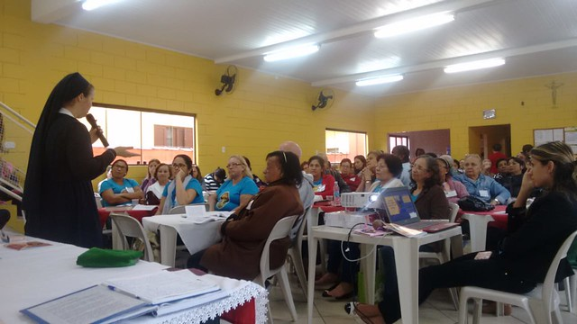 13º Encontro Diocesano para Coordenadores e Missionários