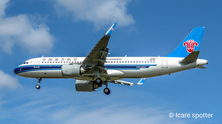 Airbus A320neo  F-WWBP Msn: 8286 China Southern