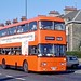 Strathclyde PTE: LA1211 (XUS582S) on Route 38A, on Kilmarnock Road