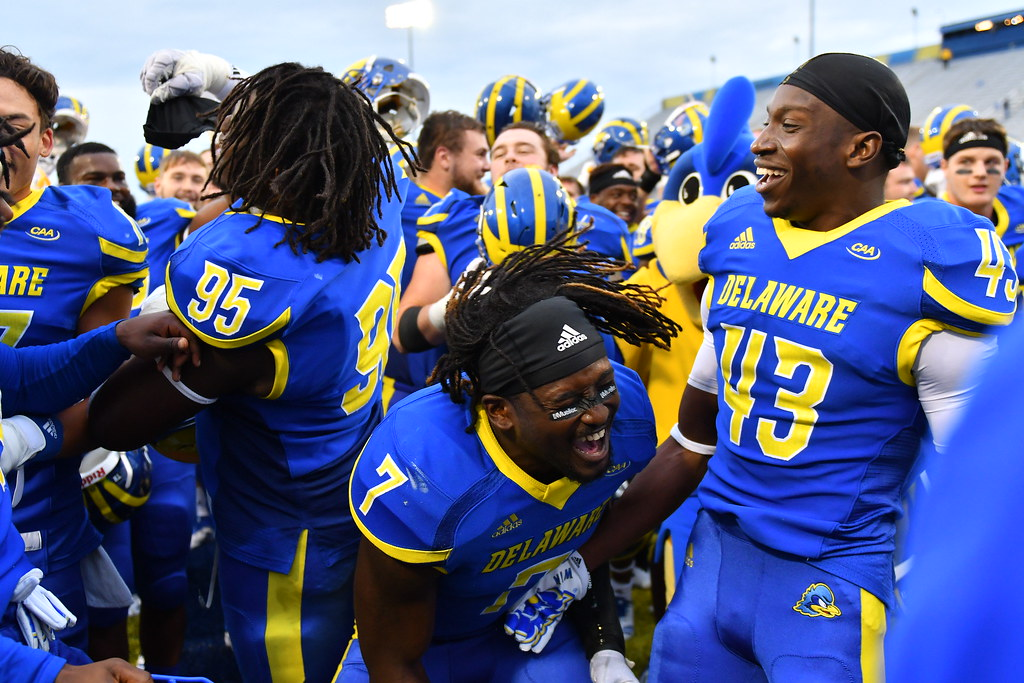 Delaware Football Roundup: Delaware 37, Lafayette 0