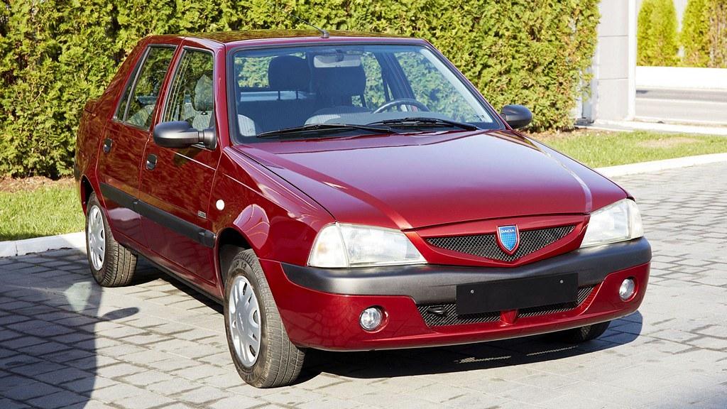 Dacia Solenza (2003)