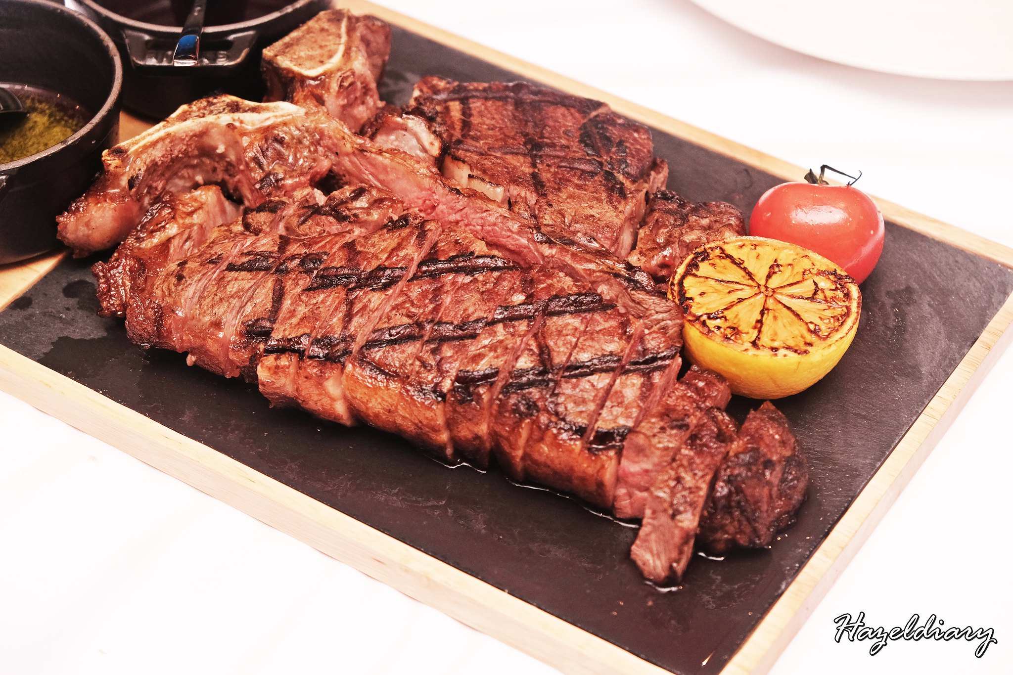 Poolgrill Marriott Tang Hotel-Wagyu