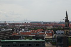 20180829 026 København - Copenhagen - View to the South East from Christiansborg Palace