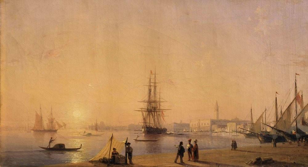 айвазовский 1844