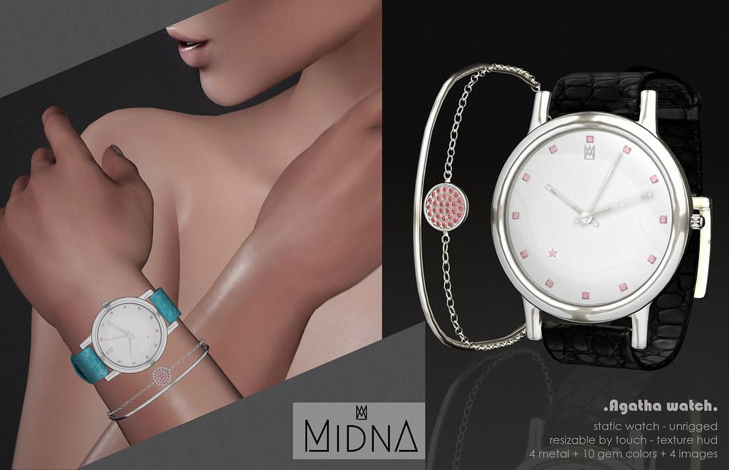 Midna – Agatha Watch