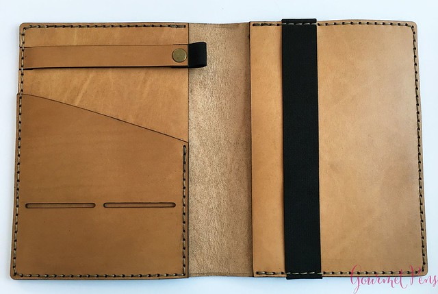 Galen Leather A5 Notebook Cover 8