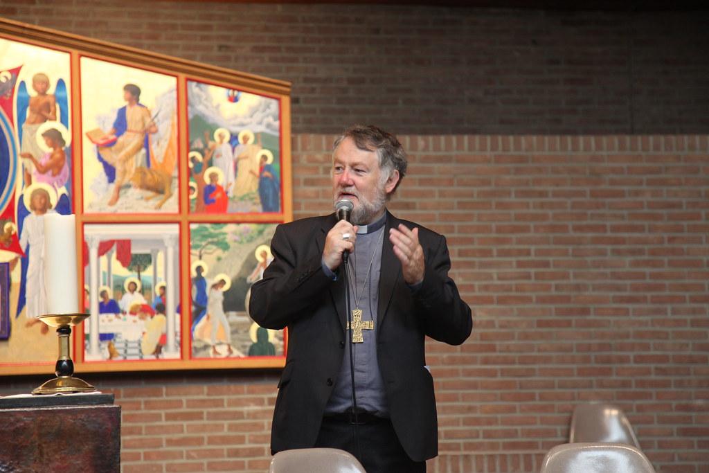 Lancement de l'année pastorale pour Bruxelles (22/09/18)
