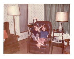 Wanda 5 and Sue Terral April 20, 1972