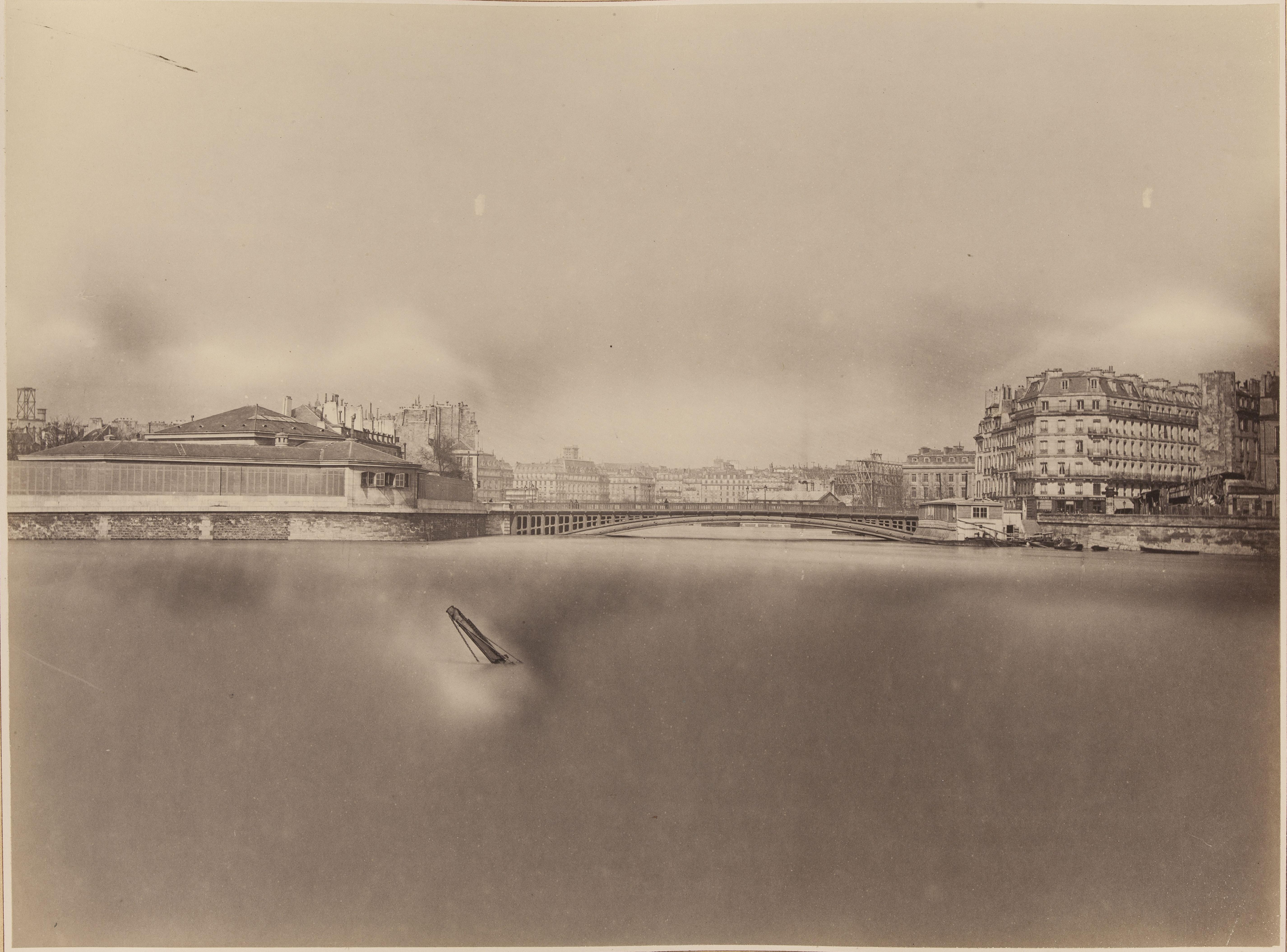 12. Мост Сен-Луи