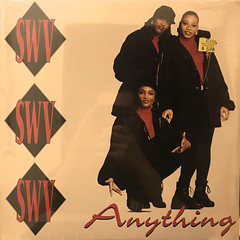 SWV:ANYTHING(JACKET A)