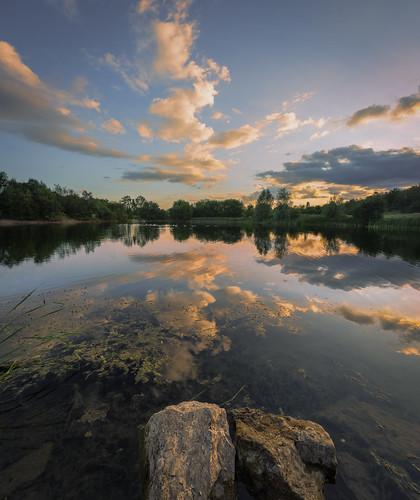 Lake Reflect