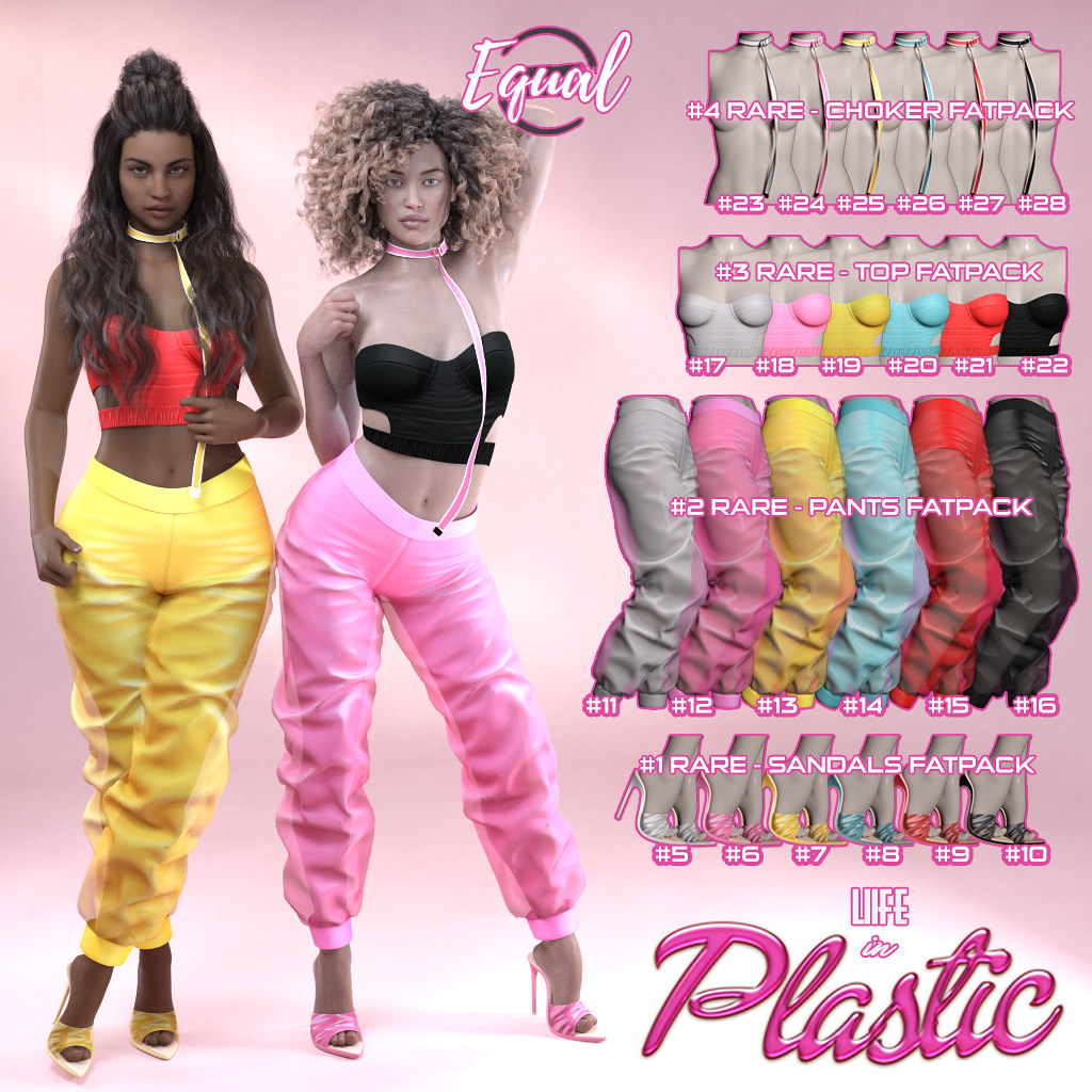 EQUAL - Life in Plastic - TeleportHub.com Live!