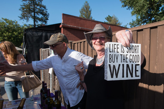 Wine Stroll 2018