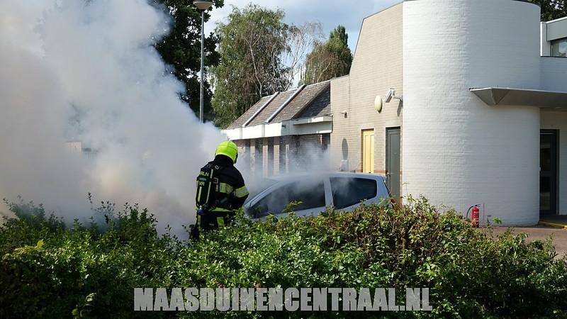112 - autobrand Bergen