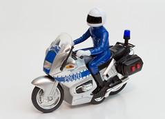 Polizei Biker
