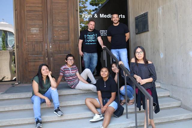 2018 NYMW visits University of Utah