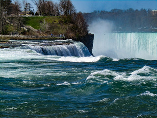 Niagara Falls sounds