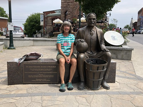 Almont - with Dr. Naismith