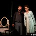 "Galit Giat and George Iskander in ""Oum Kalthoum"""