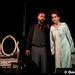 "Galit Giat and George Iskander in ""Oum Kalthoum"""