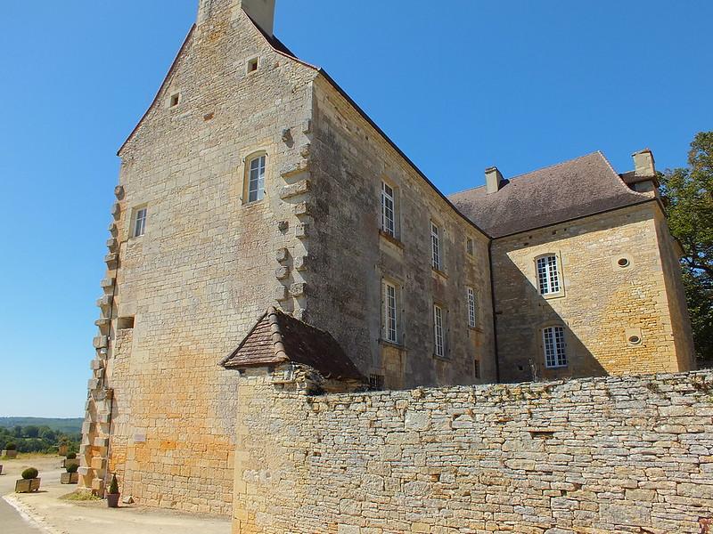 Lavercantière - Château de Lavercantière (bourg)