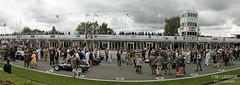 Goodwood Revival - On Track