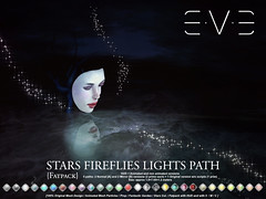 Fatpack Update 3.0 of the E.V.E Stars Fireflies Light Path