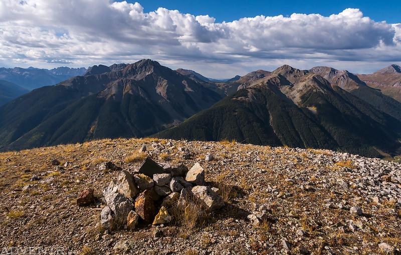 Anvil Mountain Summit