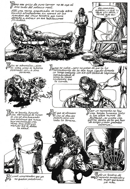 Conan de Roy Thomas y Barry Windsor Smith 07 -03- La Canción de Red Sonja 06