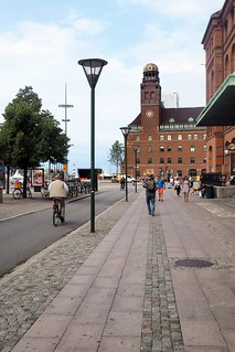 Malmo train station, Sweden